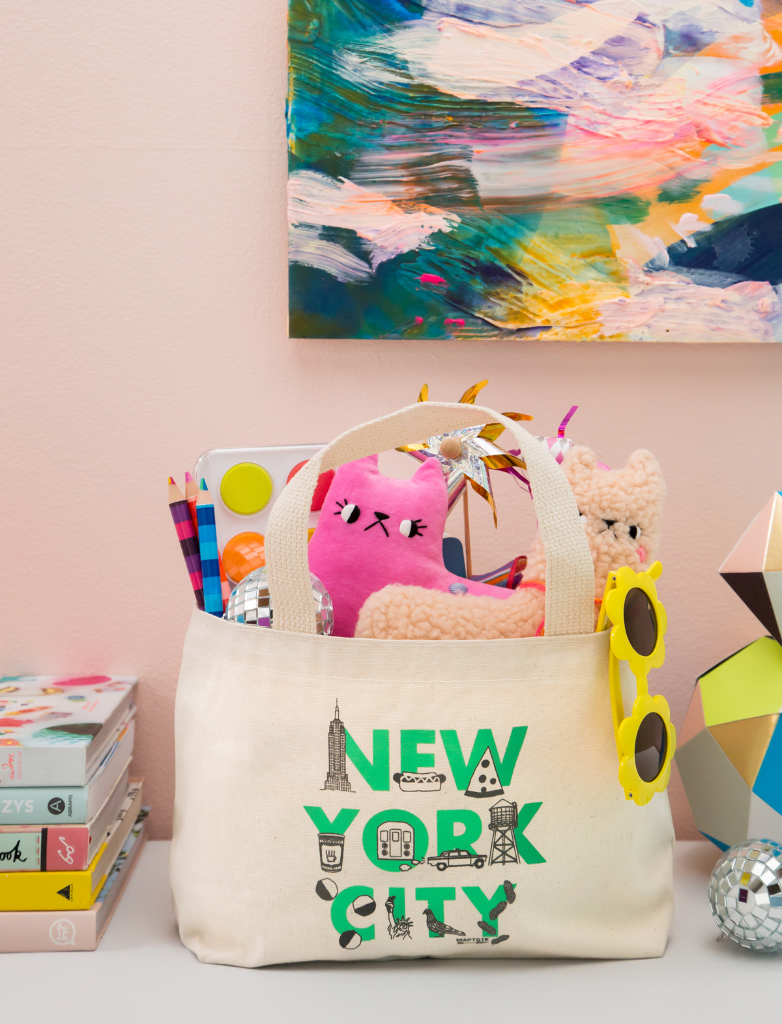 New York Mini Tote Bag / Oh Joy!