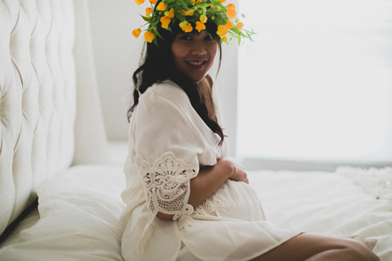 Oh Joy Maternity Photos by The Fox and the Sparrow