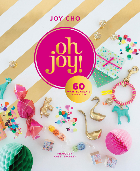 Oh Joy Book - coming in April!