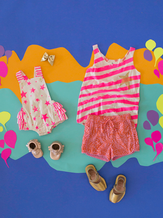 Dressing the Babe / Kids Style