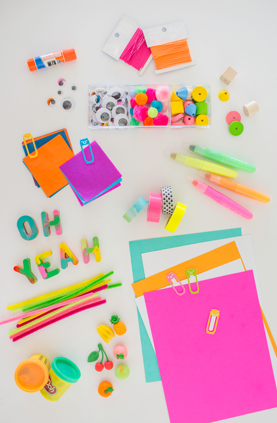 Kid's Art Kit DIY