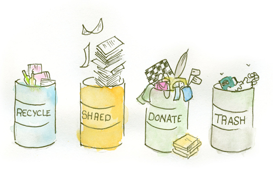 oh joy six tips for decluttering your home - How Do I Declutter My House