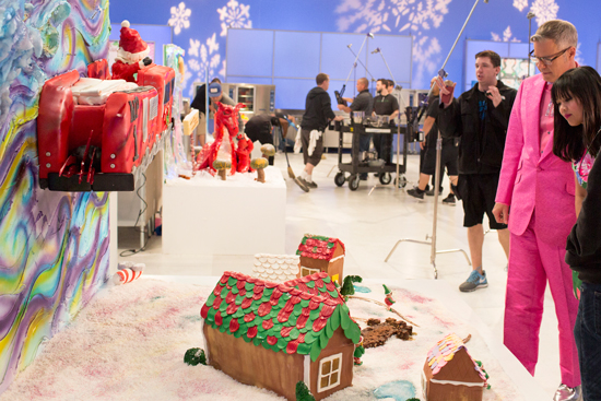 Cake Wars: Christmas on Food Network