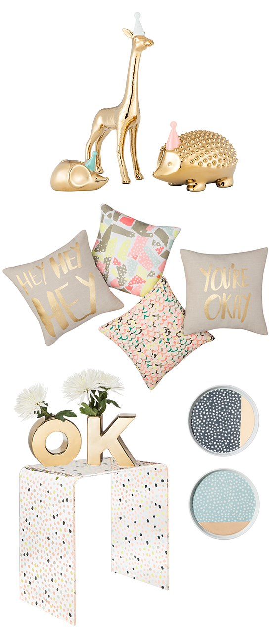 Marvelous Oh Joy for Target Home Decor