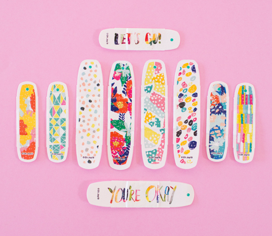 band-aid bandages by oh joy!