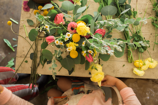 Career Day with a Floral Designer