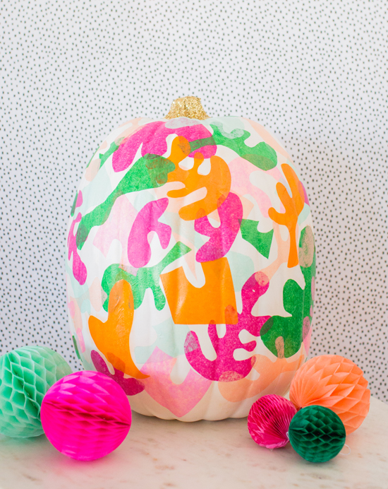 art pumpkins