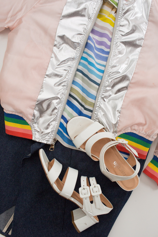 3 grown-up ways to wear rainbow
