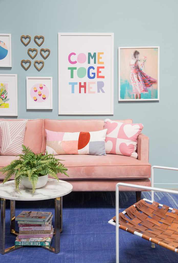 Pattern Adventures: A Heart Living Room... / Oh Joy!