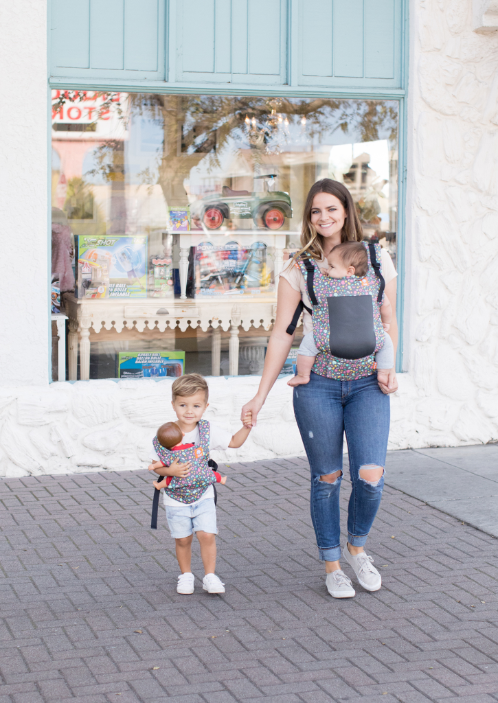 Introducing Oh Joy For Tula Baby (and doll!) Carriers!