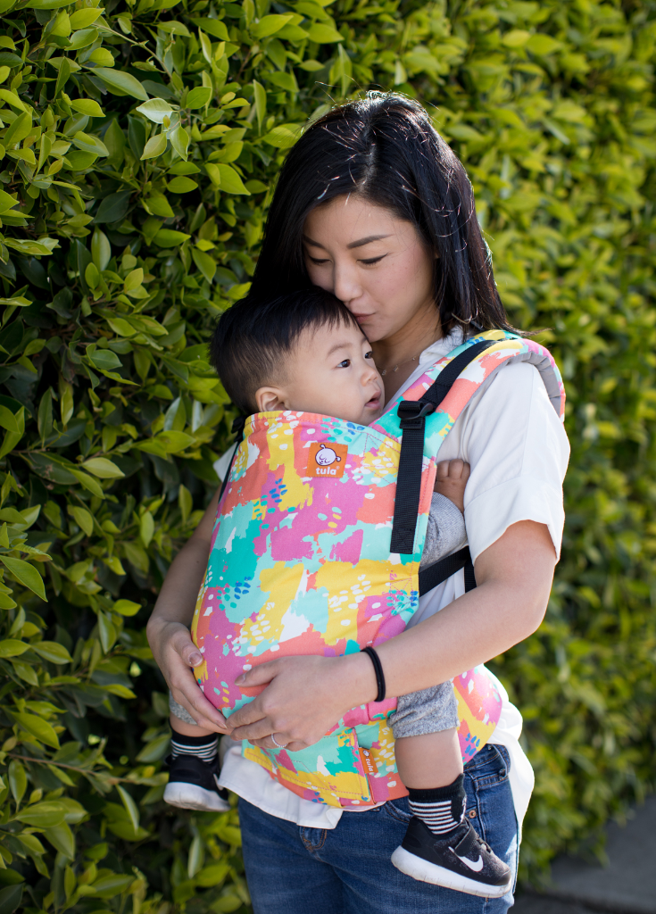 Introducing Oh Joy For Tula Baby Carriers!