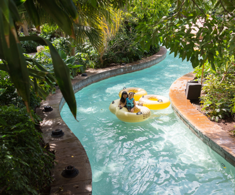 Disney's Aulani Resort Lazy River / Oh Joy!