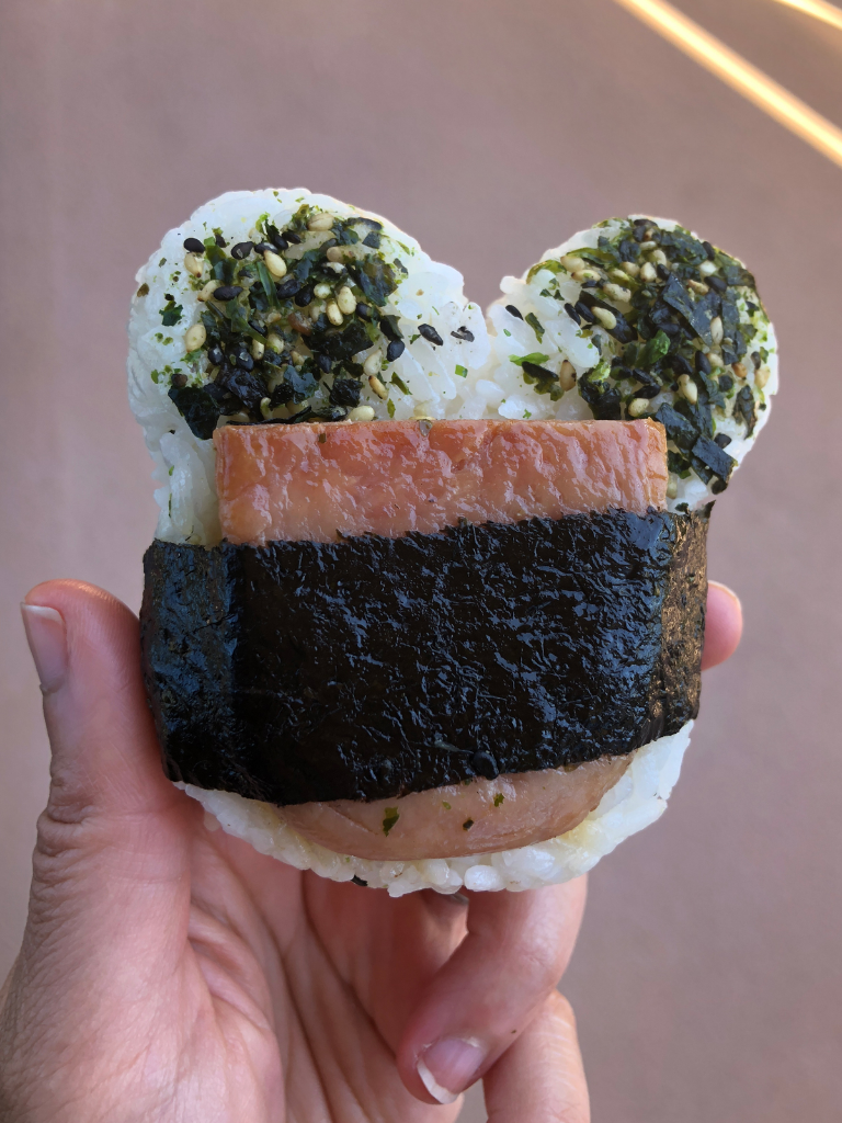 Spam Musubi / Aulani Resort