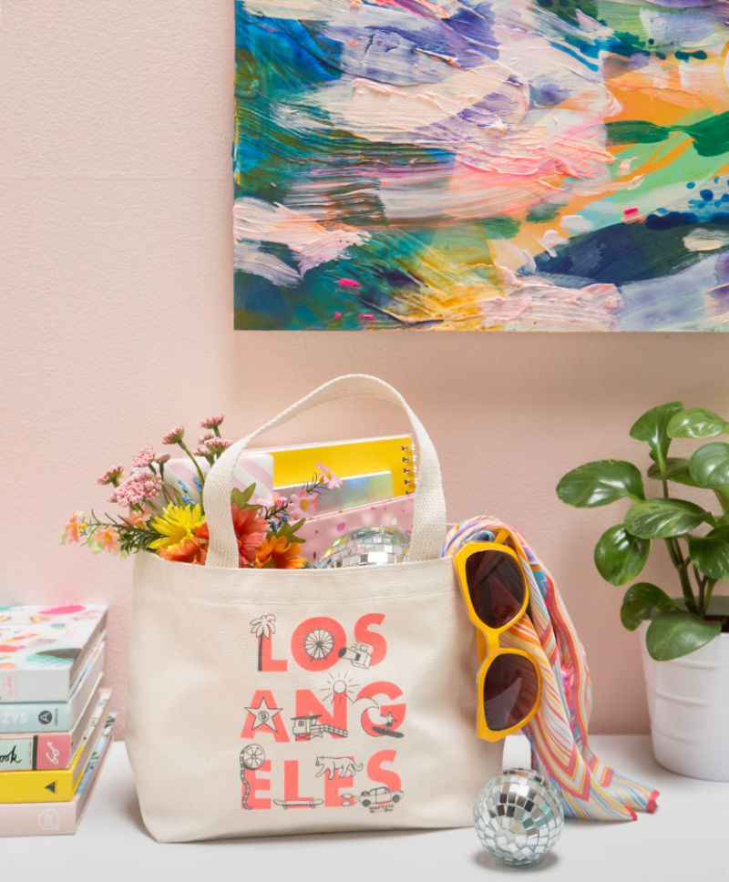 Los Angeles Mini Tote Bag / Oh Joy!