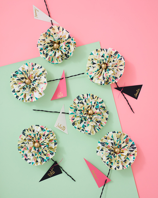 A paper napkin flower diy oh joy paper napkin flower diy by thussfarrell for oh joy mightylinksfo