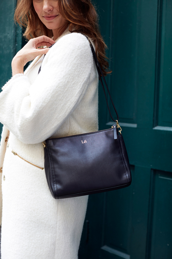 Lo and Sons Pearl Bag