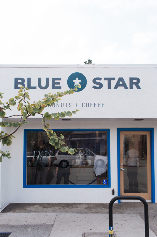 Blue Star Donuts / Los Angeles