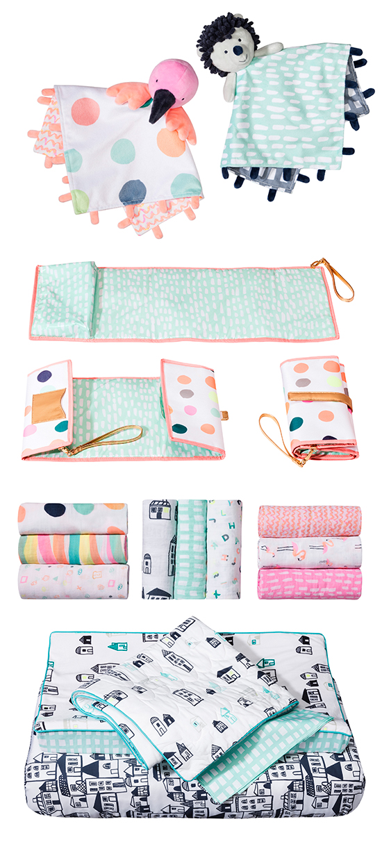 New Oh Joy for Target Nursery Collection