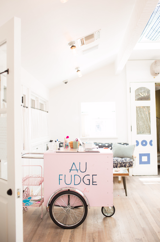 Au Fudge in West Hollywood