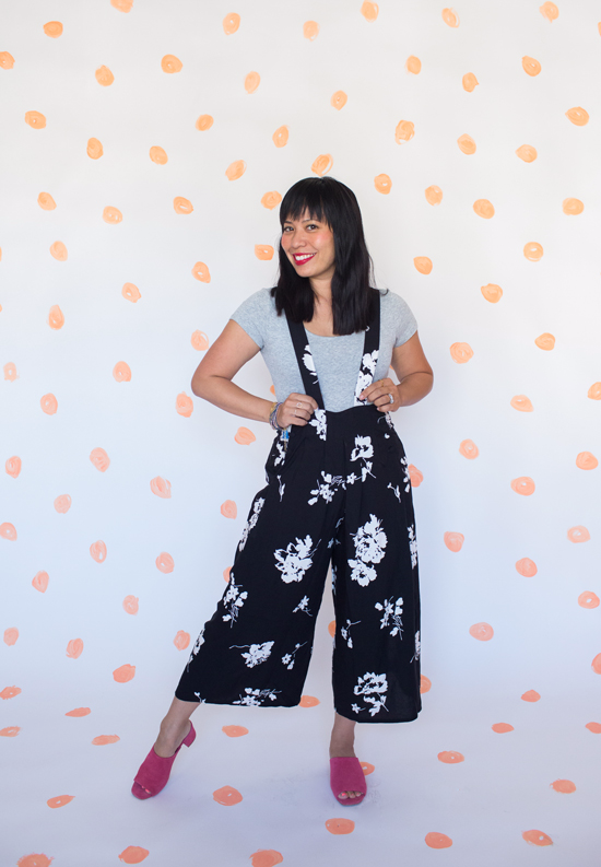 dressing the team / culottes