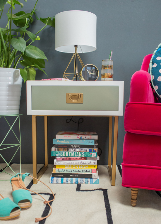 how to use books for styling