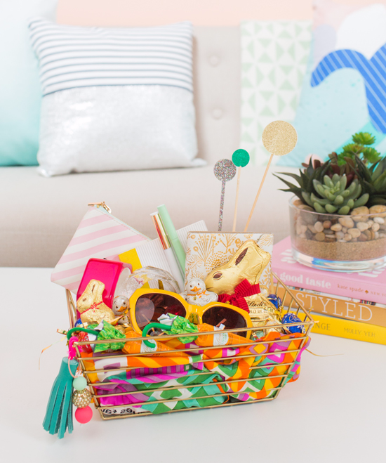 3 Fun Easter Baskets