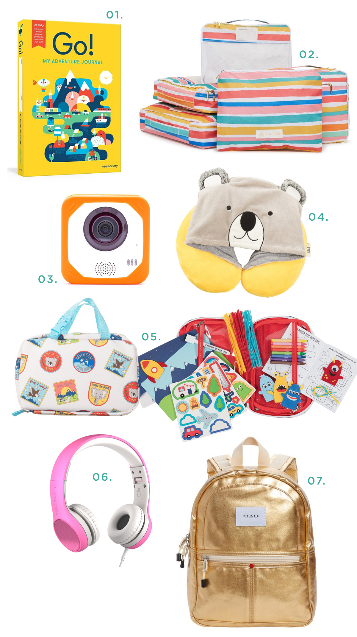 7d2523f705 travel must-haves with kids... - Oh Joy!