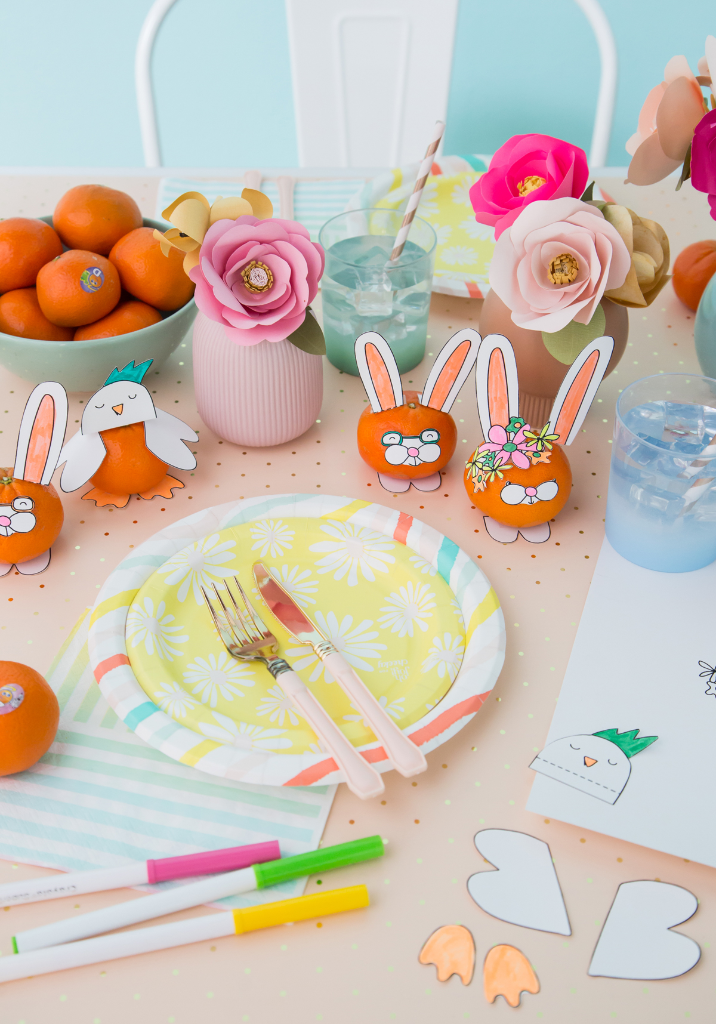 DIY Animal Printable Templates / Oh Joy!