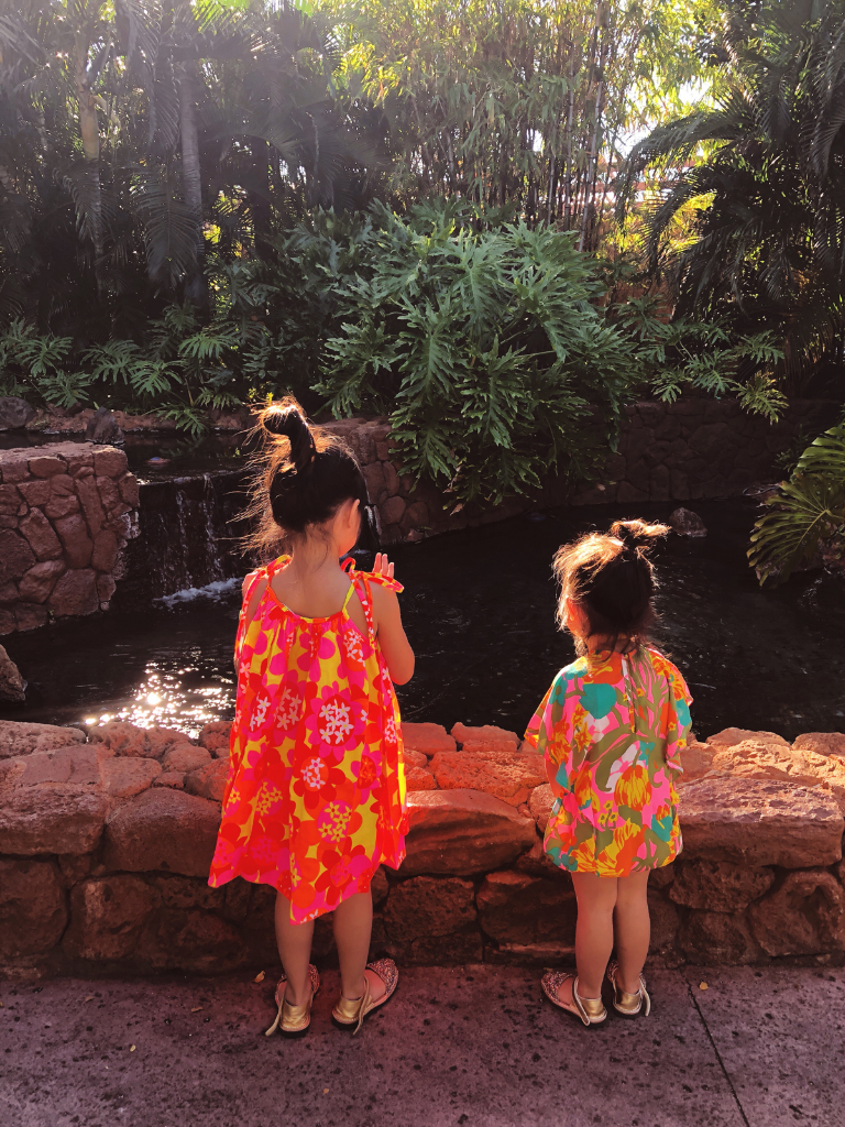 A Family Vacation to Oahu / Oh Joy!
