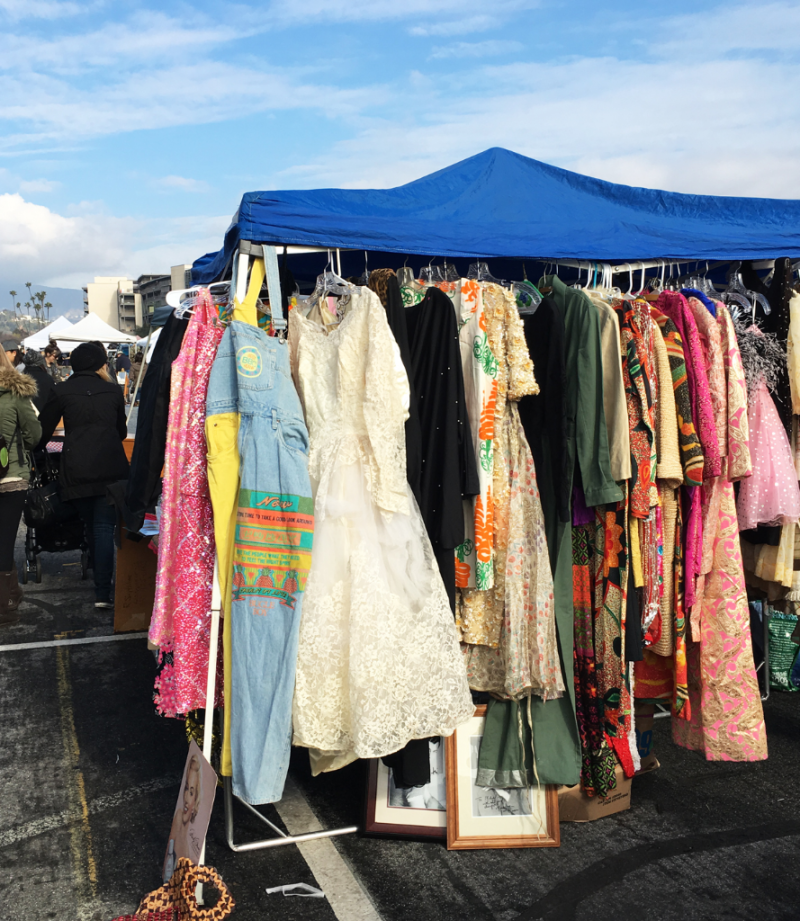 Tips for Shopping the Rosebowl Flea Market / Oh Joy!