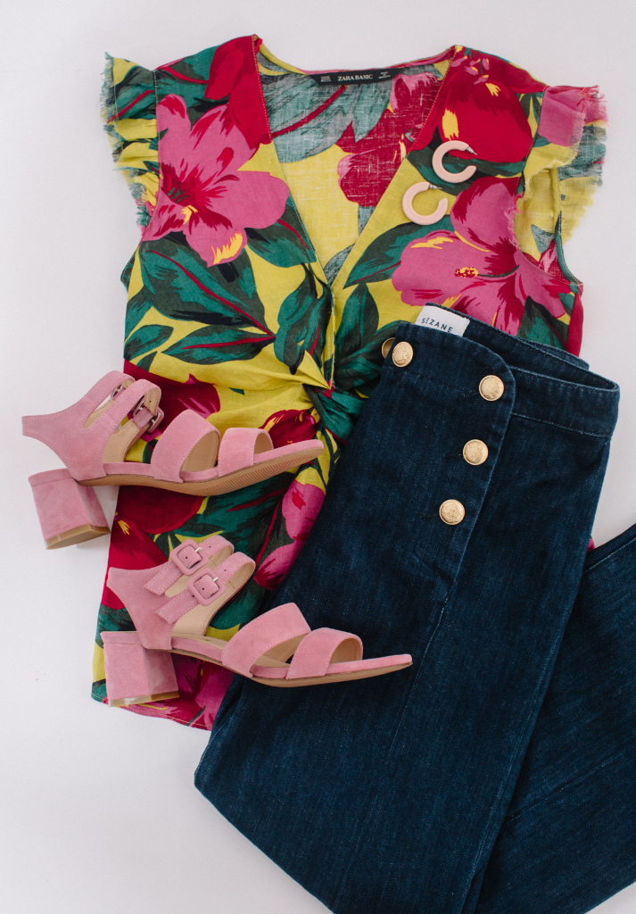 Pattern Adventures: Oh Joy Wears Floral!