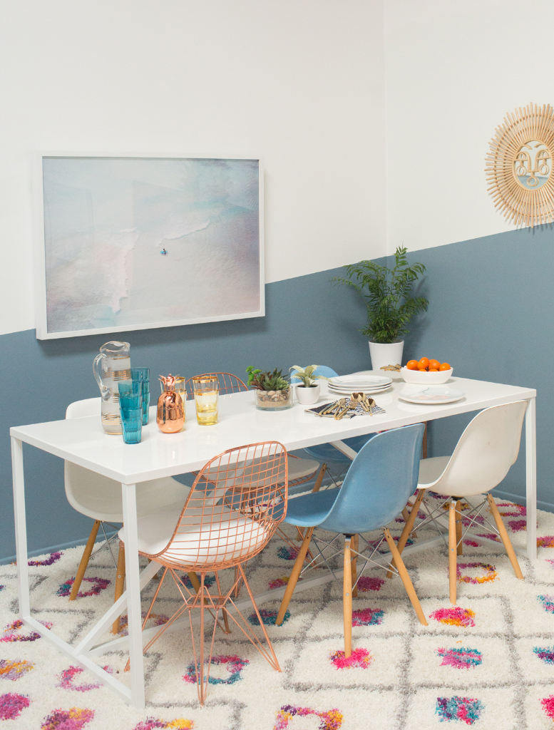 4 Ways to Mix Chairs in a Dining Room! / Oh Joy!