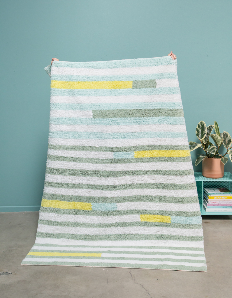 Oh Joy! for Lorena Canals Rug / Shop now!