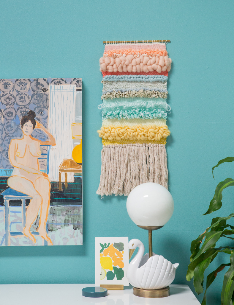How to Style with Fringe / via Oh Joy!