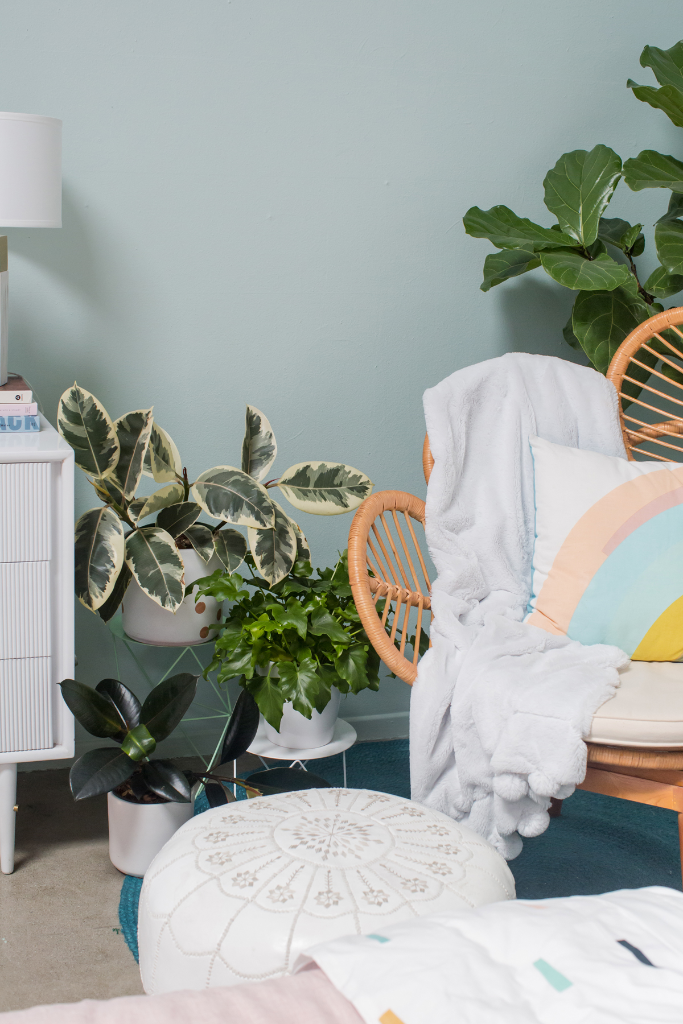 How to create a relaxing bedroom... / via Oh Joy!