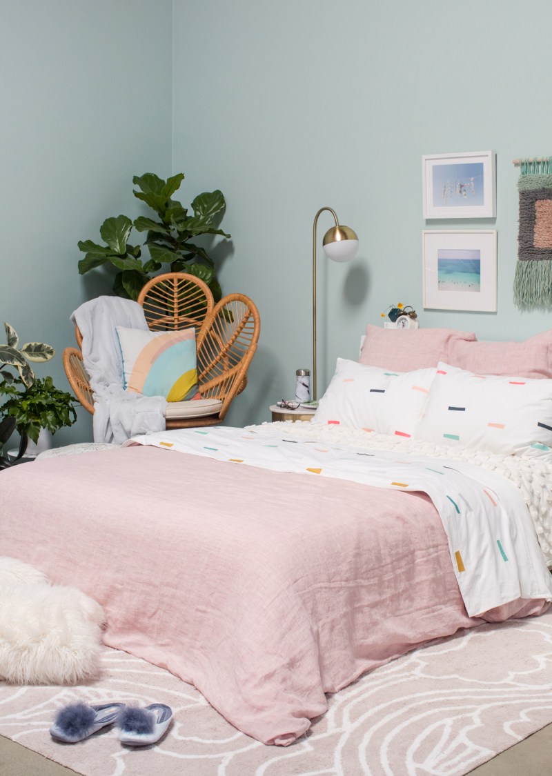 How To Create A Relaxing Bedroom Oh Joy