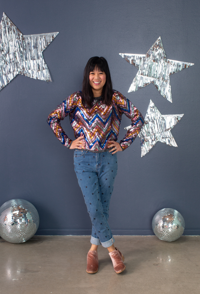 Pattern Adventures: Oh Joy Wears Stars!