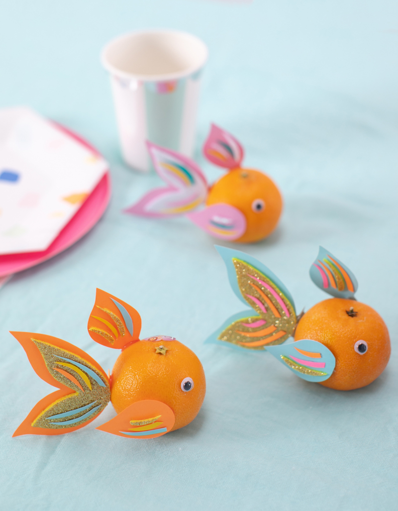 Make a Splash at Snack Time... / via Oh Joy!