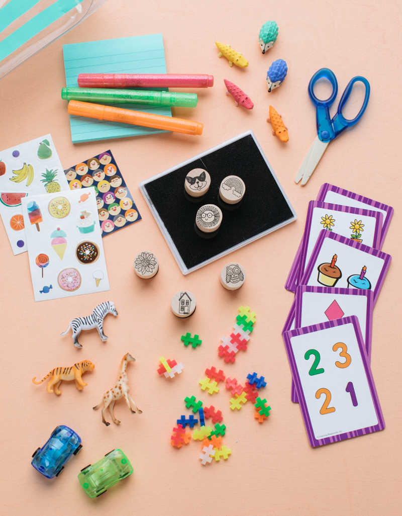 Busy Bags for Kids On-The-Go... / Oh Joy!