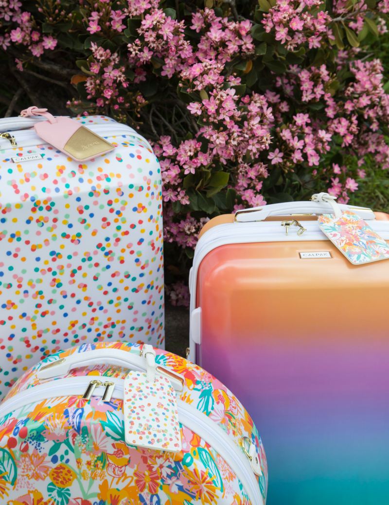 Oh Joy! for CALPAK Suitcases