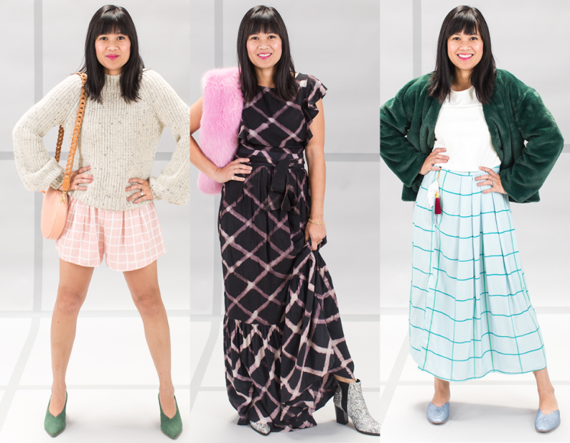 Pattern Adventures: Oh Joy Wears Grid! / via Oh Joy!