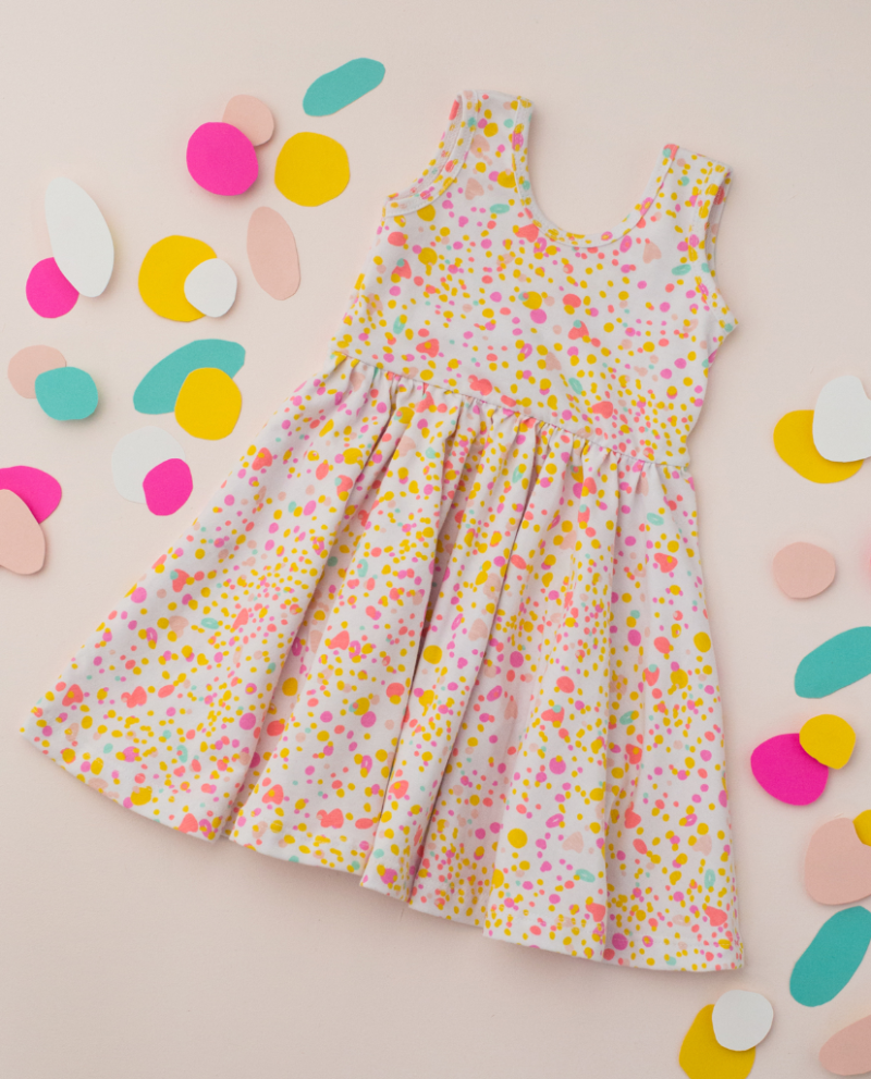 How to Take Oh Joy! for Alice + Ames dresses from Summer to Fall... / via Oh Joy!