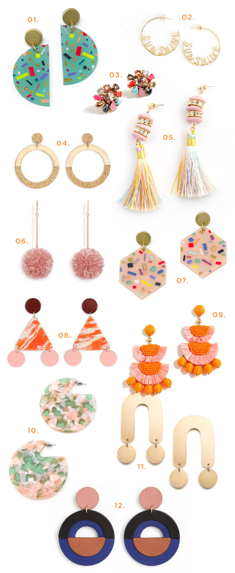 Statement-earrings