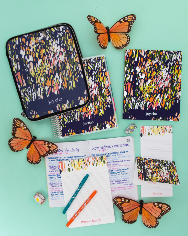 New Oh Joy! x Erin Condren Designs!