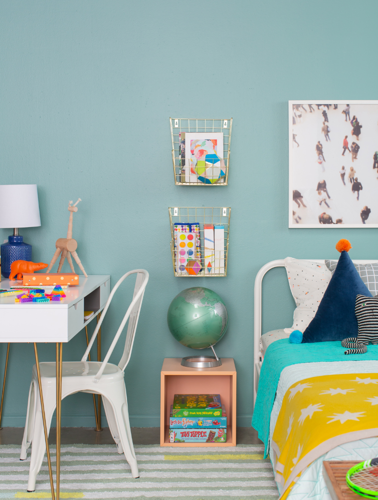 A Cool and Collected Boy's Room... / via Oh Joy!
