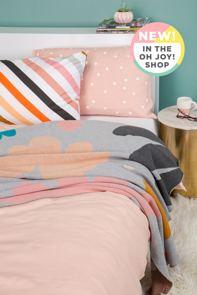 New in the Oh Joy! Shop: Castle from Australia / Pillow cases, duvet covers, and more!