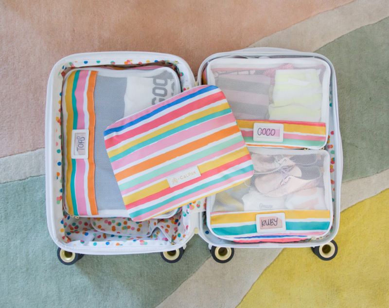 How to Use Packing Cubes / Oh Joy!