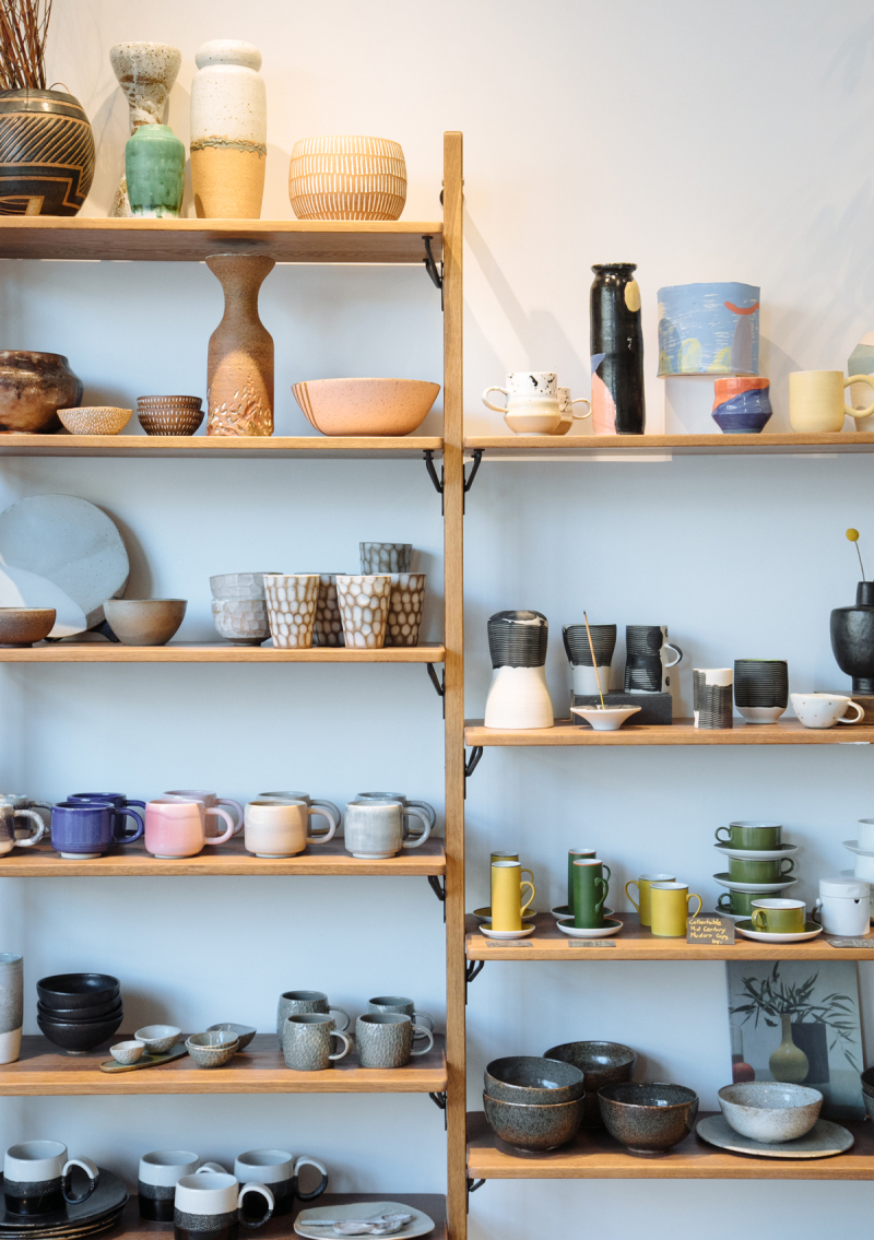 Day Trip: ROW DTLA, Still Life Ceramics / via Oh Joy!