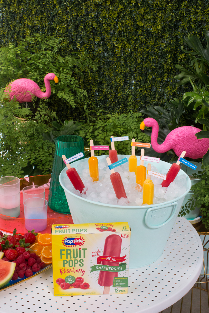 A Cool and Easy Party Treat! / via Oh Joy!