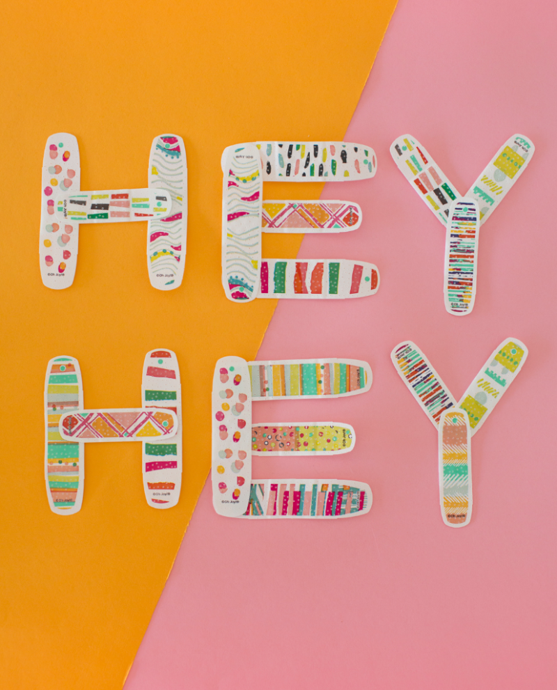 All Four Collections of Oh Joy! Band-Aids Over The Years... / 2015